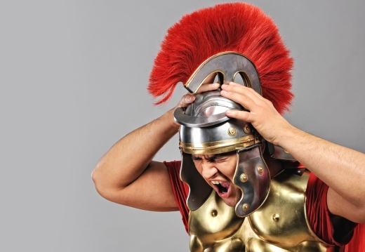 Experts say the Roman-British population appears to have had far less gum disease than we have today.