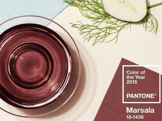 MARSALA PANTONE 18-1438 Marsala enriches our mind, body and soul, exuding confidence and stability. Marsala is a subtly seductive shade, one that draws us in to its embracing warmth.    Leatrice Eiseman Executive Director, Pantone Color Institute®