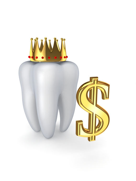 Tooth Fairy Inflation