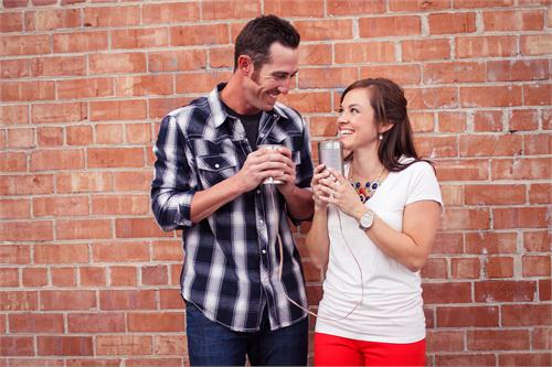 Dentist Dr. Meghan and MLB left-handed reliever Tommy Layne as shown on their personal wedding website.