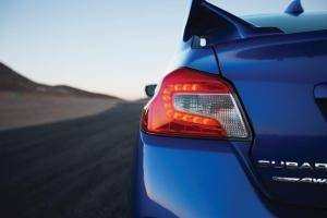 All vehicle photographs courtesy of Subaru.