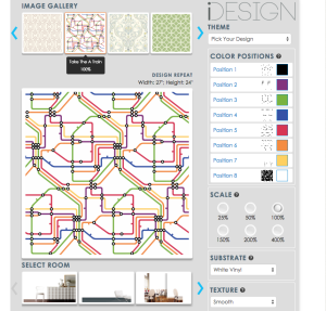 The iDesign portal on MDCWall's website helps designers customize to suit your dental practice project. Contact Benco Dental's CenterPoint Design team for details at benco.com.