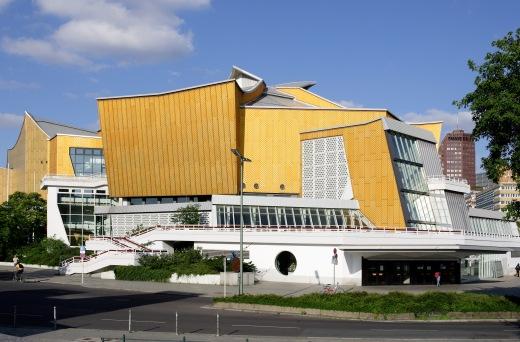 Philharmonie, Kammermusiksaal
