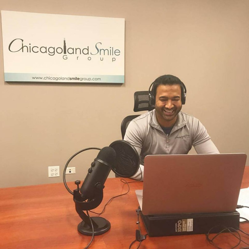 THeDailyFloss-Incisal-Edge-40-under-40- Dr-Ro-Parikh-Recording Howard Farran - DentalTown Podcast