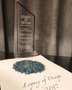 Legacy of Design Award