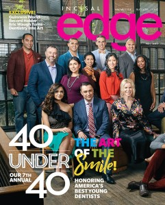 TheDailyFloss-Incisal-Edge-40 Under 40- Cover2017
