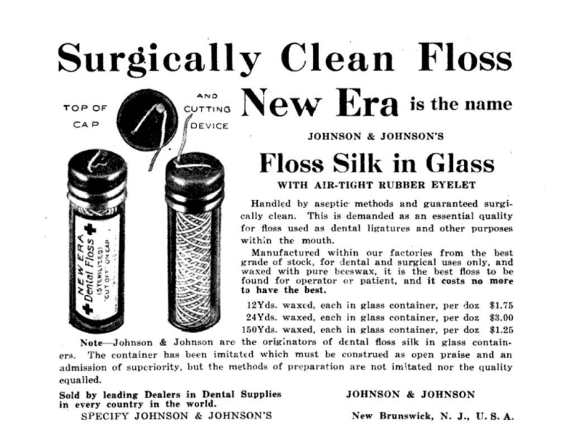 JohnsonandJohnsonAd1921